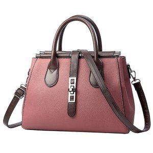 2020 neue Art und Weise Koreanisch-Art Messenger Bag Fashion Minimalist Umhängetasche-Art personifizierte Atmosphere Handtasche