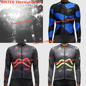 Großhandels-Irgendein können, choosed Winter New 2015 MAAP-Team Thermal Fleece Lang Pro Cycling Jersey / Kleidung Wärmer / MTN / ROAD