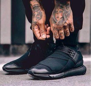 Vendita calda casuale ShoesY-3 Hight Sneakers traspirante uomini e donne scarpe casuali Coppie Y3 esterna formatori Dimensioni Eur40-45