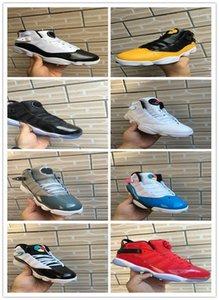 10s Мужская обувь 10 Seattle Мотоциклетная обувь белый цемент холодный серый 6 Crown King Steel Grey дизайнерская обувь 40-47