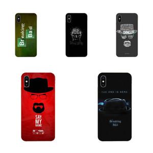 Personalizado macio TPU Moda Original Para Huawei Nova 2 V20 Y3II Y5 Y5II Y6 Y6II Y7 Y9 G8 G9 GR3 GR5 GX8 Prime 2018 2019 Breaking Bad