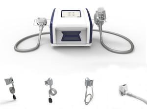 Портативный Cryolipolysis замораживания машина для формирования тела / Горячие продажи прохладно криотерапия красоты машина с 4-мя ручками