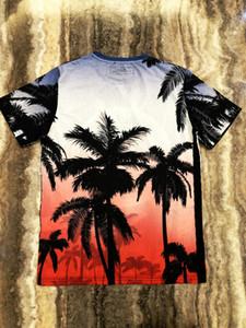 2020 Balm Herren Designer-T-Shirts Schwarz Weiß Rot Mens Fashion Designer-T-Shirts Top Short SleeveM-3XL