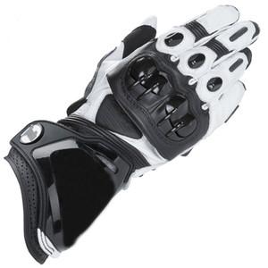 GP PRO Motorrad-Handschuhe Moto GP-1 Racing Team Driving Gants De Moto echtes Leder Motorrad Handschuhe Rind freies Verschiffen