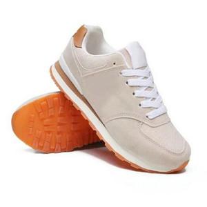 Heiße Verkauf 2020 Mode-Marken-beiläufige Schuh-Männer und Frauen cortez Schuhe Freizeit Shells Schuhe Leder Mode im Freien Turnschuhe