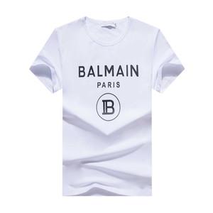 2020 para mujer para hombre nuevo de la manera Camiseta con la marca de impresión de letras diseñador de moda Top camisetas de manga corta camiseta ocasional Logo Nueva ArrivalsBox