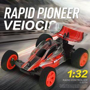 132 RC Autos 2.4G Fernbedienung Fahrzeug Spielzeug Mutiplayer 4 Kanäle Batterielade hohe Geschwindigkeit Fernbedienung Auto NEU!