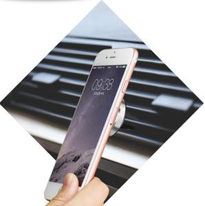 سيارة جبل تنفيس الهواء حامل الهاتف المحمول العالمي لسامسونج غالاكسي S7 S6 مع حزمة البيع بالتجزئة