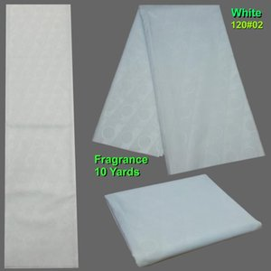 White bazin riche fabric 2020 high quality cotton lace latest atiku fabrc for men latest embossing ankara fabric 10yard lot LB