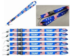 2 modèles Drapeau ATOUT E.U.A. amovible des Etats-Unis Porte-clés Badge Party Pendentif cadeau cordon de téléphone Moble