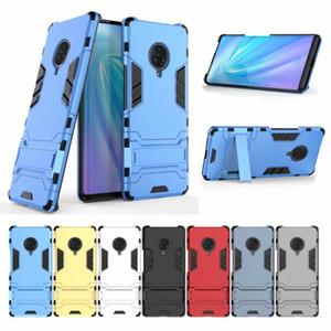 Per BBK Vivo Nex 3 caso semplice di lusso colorata caso della copertura TPU plastica dura originale sottile sveglio Adesivi BBK Vivo Nex 3