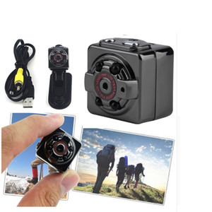 1080 P 720 P Full HD Mini Cámara Coche Videocámara Sensor de movimiento DV DVR Voz Grabadora de video de visión nocturna Cam