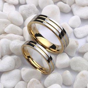 Tamaño 4-12.5 Anillos de boda de tungsteno, anillo de pareja, anillo de compromiso, puede grabado (el precio es para un anillo) T190624