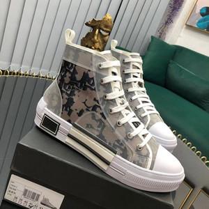La mejor calidad de flores Obliques Tess diseñador de moda de lujo zapatillas de deporte de la plataforma mujeres de los hombres de la vendimia instructor atlético zapatillas de deporte c01