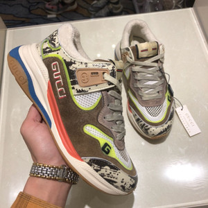 Kristal da Ginnastica Platformu Levha kalıp gg ayakkabı bodur topuk platformu ayakkabı platformu kadın chaussures de l size35-45 ile ayakkabı