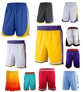 Toptan Erkek Spor Şorlar Spor Sweatpants Hızlı Kuru Nefes Polyester Pantolon Şort Elastik Bel Topu Pantolon Koşu Eğitim Dikişli