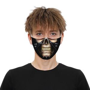 Máscara de Vendetta reutilizable máscara anónima de chico Halloween disfraces fiesta Club máscaras para hombres fiesta decoración Cosplay máscaras