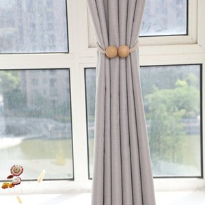 Set Of 2 Magnetic Curtains Drapes Holder Curtain Holder Deco