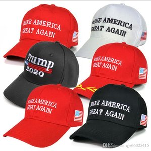 Manufacturers direct marketing baseball caps men and women new sun hats make America great again election hats Hat Donald Trump Make Americ
