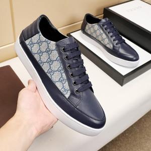 Gucci Mode Lässig Stil Männer Schuhe Wohnungen Casual Turnschuhe Atmungsaktive Design Freizeit Männer Schuhe Laufen Outdoor Footwears mit Original Box