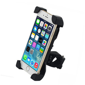 2016 New 1pc Bicycle Bike Phone Holder Handlebar Clip Stand Mount Bracket For iPhone for Samsung Smart Mobile Cellphone GPS