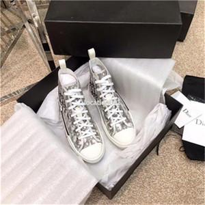 moda tasarımı klasik eğik ile 2020 ByKìm Jones baskılı logosu erkek ve kadın basketbol ayakkabıları kaykay ayakkabıları