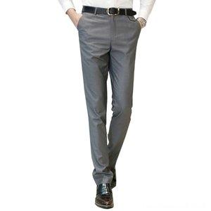 2018 Formal Wedding Men's Suits & Blazers Men's Clothing Men Suit Pants Fashion Slim Fit Business Casual Blazer Straight Dress Trousers Male
