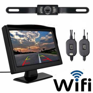 DragonPad Wireless-Backup-Kamera und Monitor-Kit Rear View System Nachtsicht wasserdicht Autoelektrik Supplies