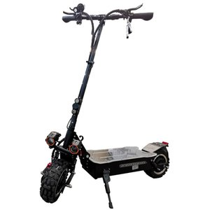 kk4s Best sell 11inch big wheel 3200w electric scooter dual motor adult foldable 60V 20Ah