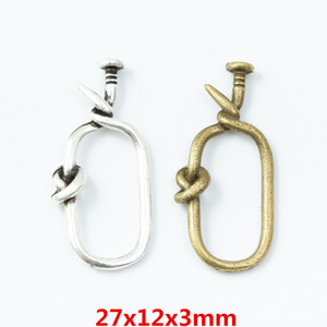 wholesale 113pcs vintage metal Zinc alloy charms perfume bottle pendant for diy jewelry findings 6817