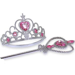 Pretend Play Set - Pâques Tiara Dress Up - Couronnes, baguettes et bijoux - Costume de fête Party Favors