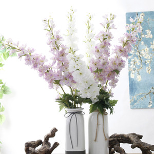 Fiore di ramo lungo fiore artificiale 105 centimetri Tall Wedding Silk Flowers Artificial Flower Home decoration Vaso Disposizione