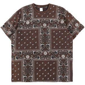 Nuovo lusso 2020 uomini classico della West Coast CRIPS magliette T-shirt Hip Hop Skateboard Via Cotone T-shirt Tee Top kenye S-XXL N217 T200318