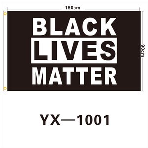 Free DHL Black Lives Matter Flag Stop The Violence Flags Outdoor Banner 90 x 150 cm
