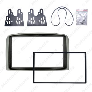 Car 2DIN Fascia frame for ALFA ROMEO 147 Stereo CD Radio Trim Panel Mounting Installation Frame Adapter Mount Kits#5246