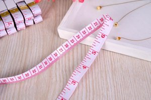 B 150cm length measuring tools multifunctional soft plastic tape measures sewing tailor fitness measuring body feet ruler gauging tools