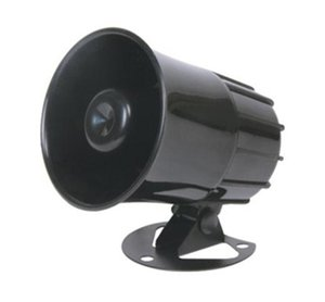 ES-301 elettrico Corno suono forte altoparlante dell'automobile macchine da magazzino della sirena dell'allarme Public Broadcasting