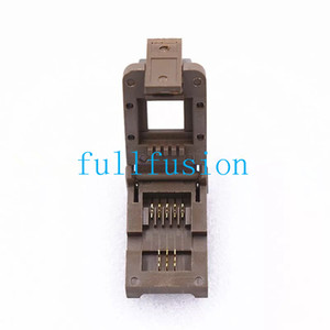 Soket TO263-5L IC Testi Soket TO-263 TO-263-5 1.7mm Pitch Yanık