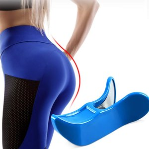 Hip trainer Pelvic Muscle Inner Thigh Exerciser Booty Band Bodybuilding Home Fitness Equipment Buttock Control Device
