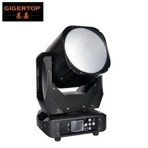 TIPTOP etapa luz 150W Wash COB RGB llevó cabeza móvil ligera lisa fiesta de la boda del disco de DJ Dimmer Para la etapa Light Show en vivo
