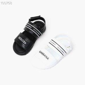 751 + sandali dei bambini di estate Boys' 2020 scarpe da spiaggia non per bambini slittamento morbido per bambini inferiori sandali-A1301