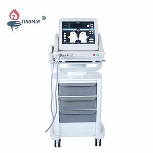 Guangzhou Supplier New Products 2019 hifu Anti-wrinkle Removal Treatment Ultrasound Skin Lifting Machine Cosmetology Equipment TM-FU2.0