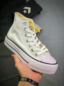 2020 Nuovo Chuck 1970 nero Hi piattaforma pattini correnti Taylor 1970S tela di canapa delle donne degli uomini moda scarpe da ginnastica bianche Chaussures Casual