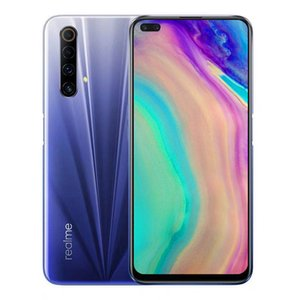 "Original reyno X50m 5G LTE Mobile Phone 6GB RAM 128GB ROM Snapdragon 765 Octa Núcleo Android 6,57"" Phone 48MP AI NFC face ID Fingerprint celular"