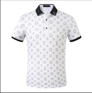 2020 T-Shirt all'inizio della primavera nuova MC semplici nero bianco grigio a maniche corte in di classici netti donne rosso stella Italia mens del cotone di marca T-shirt