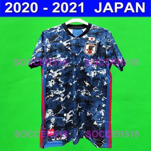 JAPAN NEW 2020 дома футбол рубашки традиционные синие 2020-2021 трикотажные изделия футбола Окадзаки Кагава HONDA KASEBE 20 21 форменные maillots де лапка