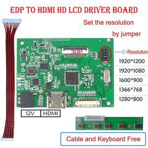 EDP LCD платы драйвера для BOE-NT156FHM-N41 15.6inch LCD 1920 * 1080 автомобилей