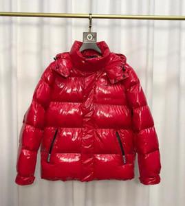 Top quality Men Casual Down Jacket MAYA matte Down Coats Mens Outdoor Fur Collar Warm Feather dress Winter Coat outwear outer wear jacket