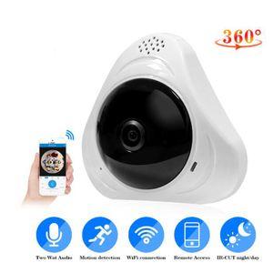 Hd 960 وعاء 360 درجة كاميرات ip لاسلكية للرؤية الليلية wifi كاميرا شبكة ip كاميرا cctv الرئيسية الأمن كاميرا مراقبة الطفل 2CUHS0613 dhl