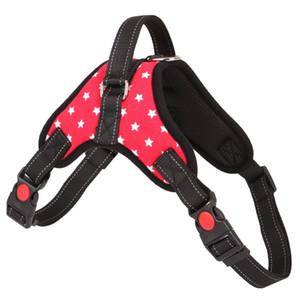 Nouveau chien doux Harnais réglable Pet Grand Dog Walk Out Harnais Collier Dragonne pour Petit Moyen Grand Chiens de haute qualité
